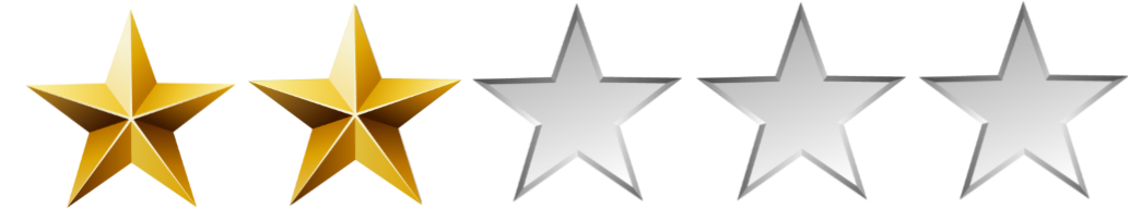 Image star mirror s. 5 out of 5 stars png picture black and white