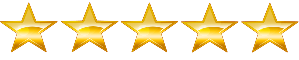 star cardinal services. 5 out of 5 stars png graphic transparent download
