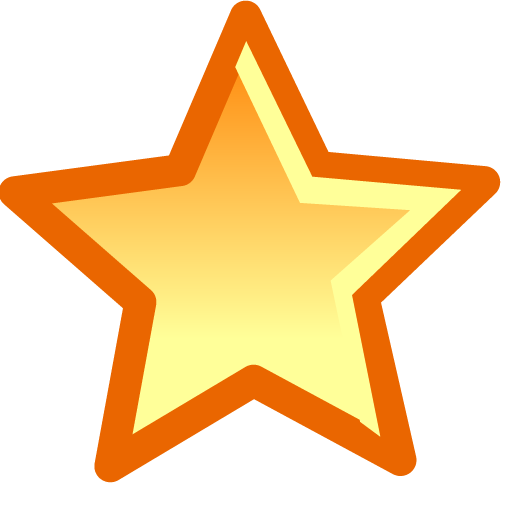 star icon png transparent background