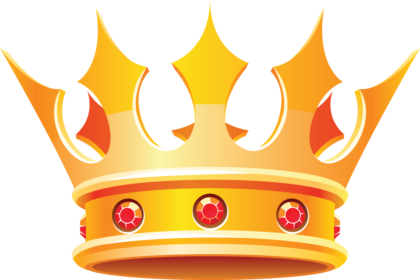 Transparent png pictures free. Crown clipart queen crown vector library library