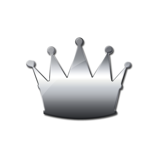 5 point crown png. Collection of silver