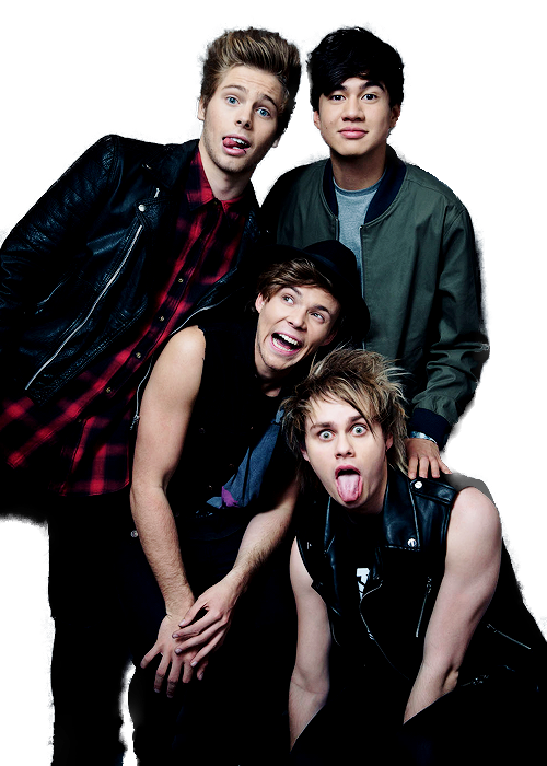 5 seconds of summer png. Sos by believeforme
