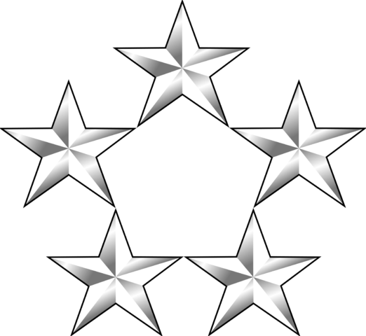 5 star general png. File wikimedia commons other