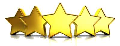 5 stars png. Free star images download