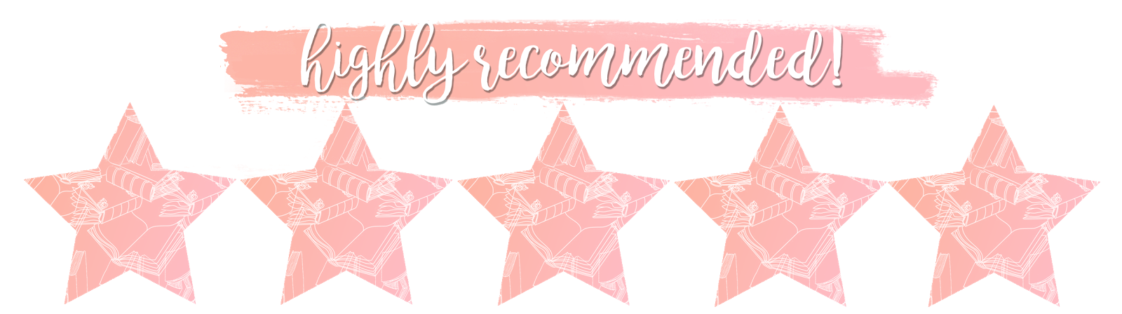 5 star rating pink png. Review policy the reading