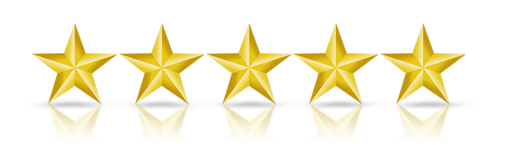5 stars png image. Star rating beyond