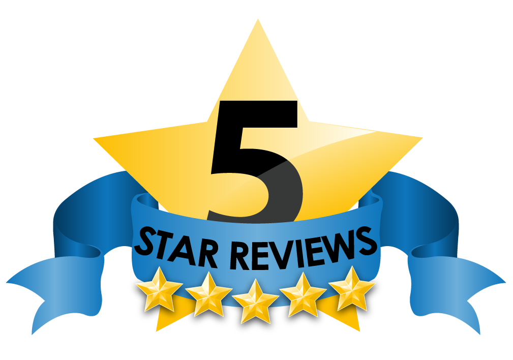 5 star reviews png