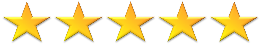 Free star images download. 5 out of 5 stars png banner royalty free