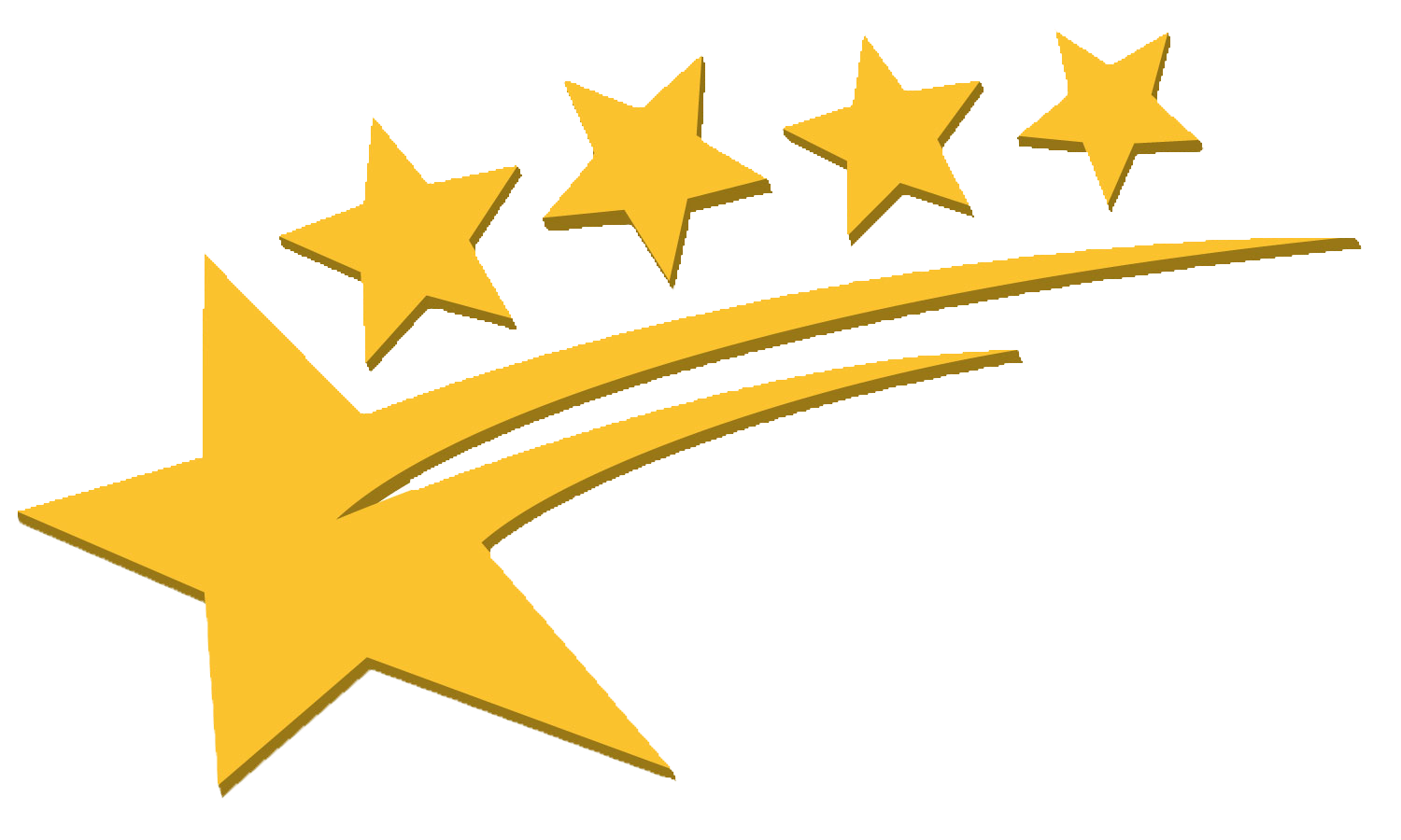 star quality rated. 5 stars png transparent clip art royalty free library