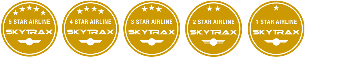 5 stars rating png. World airline star skytrax