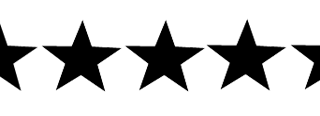 Index of wp content. 5 stars transparent png clipart black and white stock