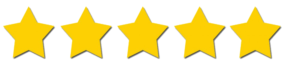 5 stars transparent png. Nambiti big private