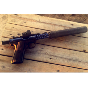 50 clip silencer. Yes suppressors silencers are