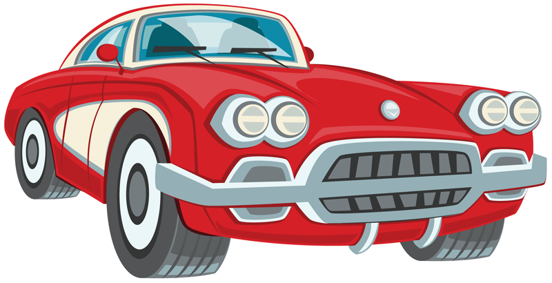 Classic clipart red classic car. Free truck cliparts download
