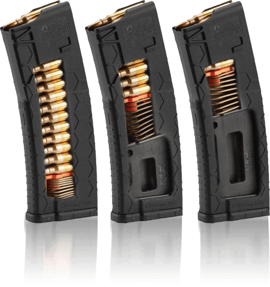 5.56 clip bulk. Magazine capacity laws by