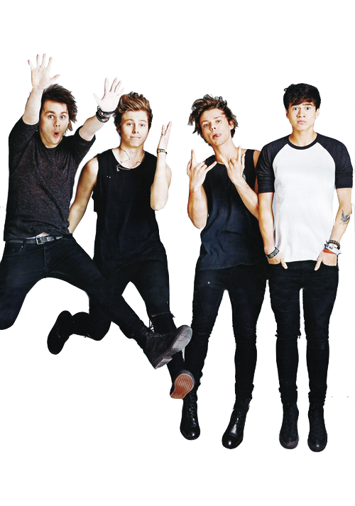 5sos transparent. Transparents sos pinterest