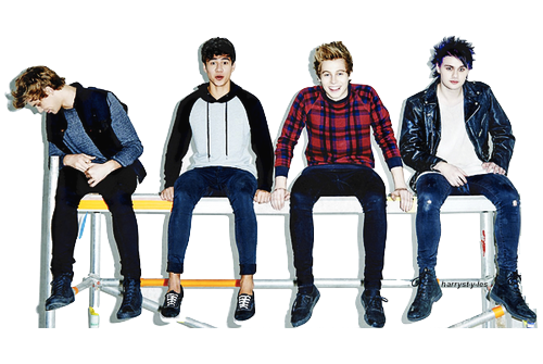 5sos transparent slsp. Do we get to