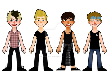 5sos transparent slsp. Sosfanart explore on
