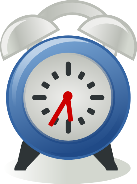 Clock clip art at. Alarm clipart cartoon picture library download