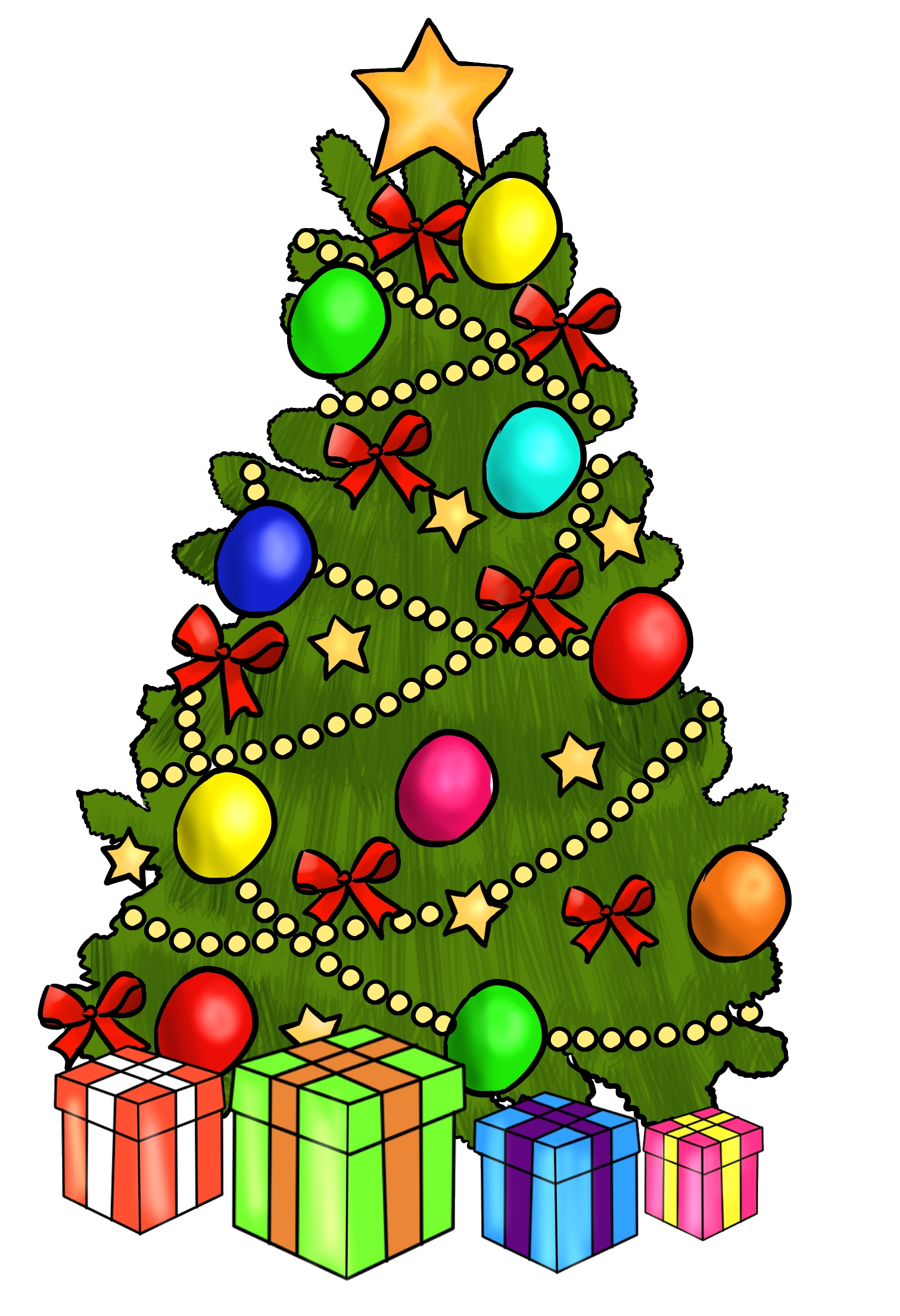 6 clipart christmas. New free collection digital
