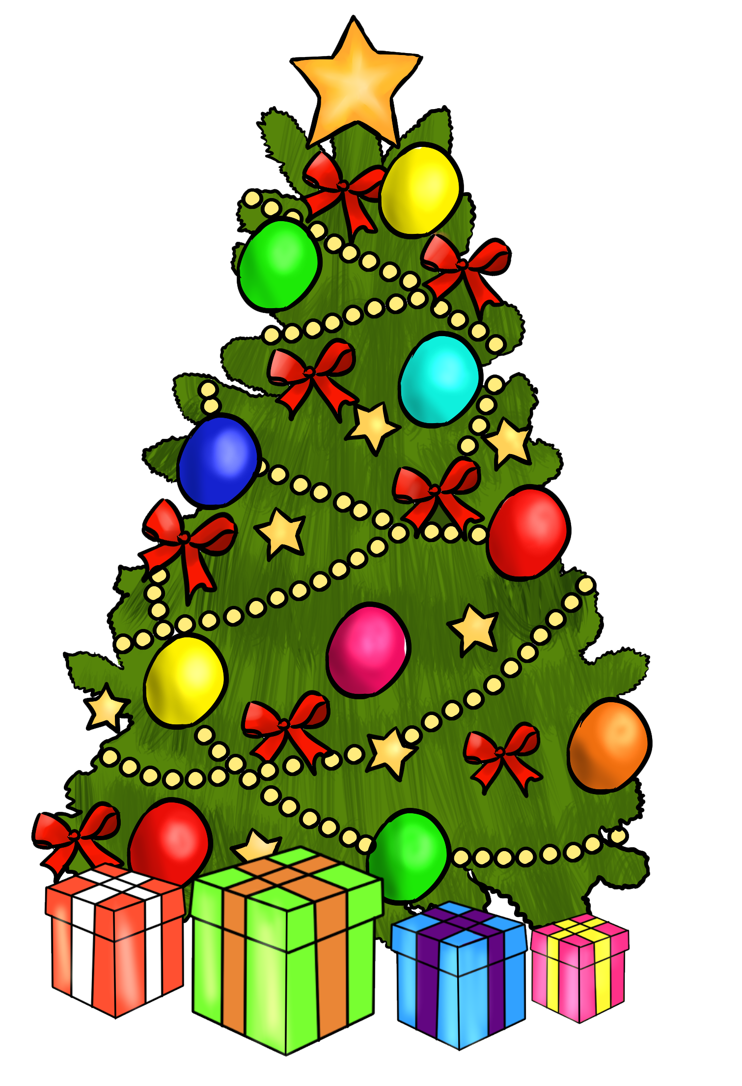 Rv clipart merry christmas. Free download clip art