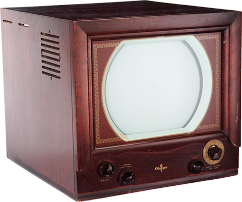 70s television set png. Live broadcasting the olympic