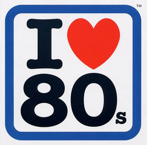 80 clipart i love the 80. S frontal free images