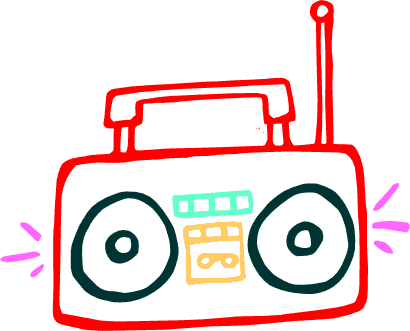 Cassette clipart red. Free tape cliparts download