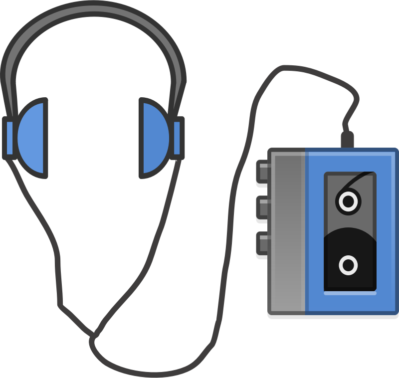 Tape clipart tape player. Free cassette cliparts download