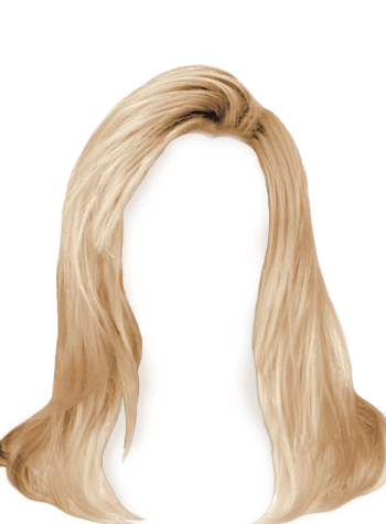 80s hair png. Ladies hairstyle for long