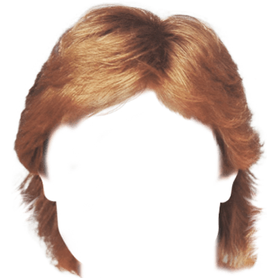 80s hair png. Wigs transparent images stickpng