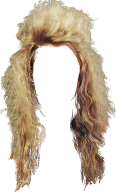 80s hair png. Glory daze s yourself