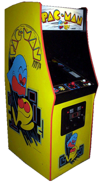 Arcade drawing machine. Image cabinet png s