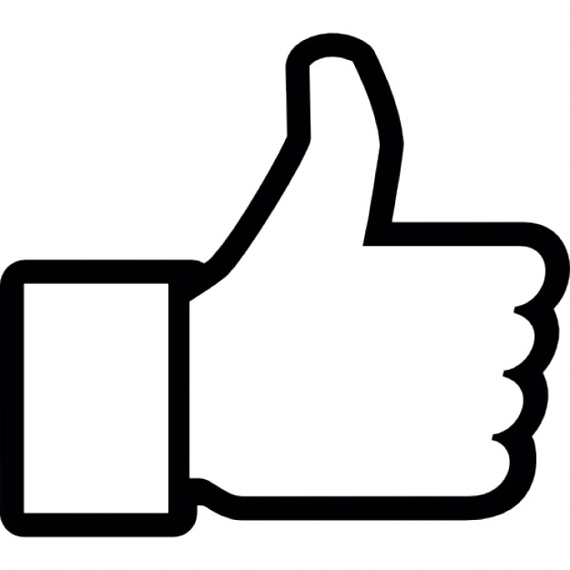 9 11 clipart profile facebook. Thumb up to like