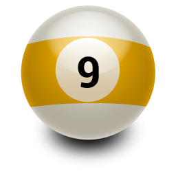 9 ball png. Icon myiconfinder