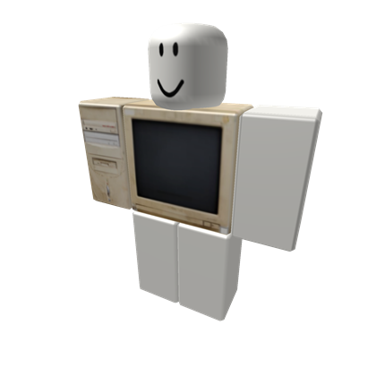 90s transparent computer. S pc roblox