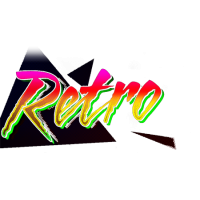 90s transparent retro. Spotify playlist and songs