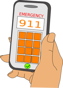 911 clipart transparent. Emergency phone call clip