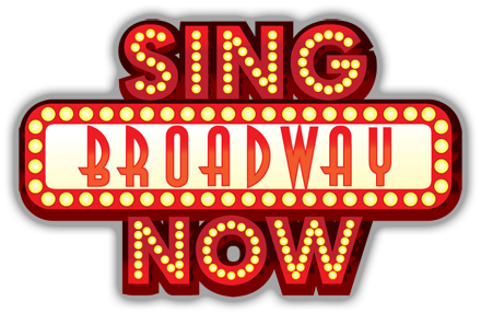 A christmas story logo png. The musical singbroadwaynow