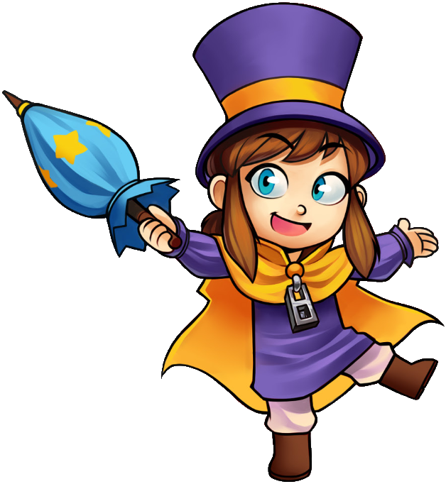 A hat in time png. Image kid transparent wiki