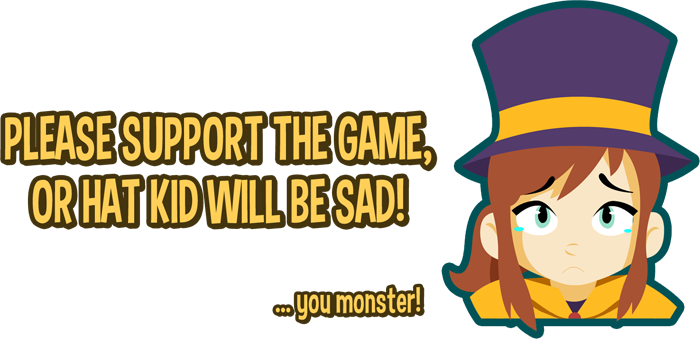 a hat in time png