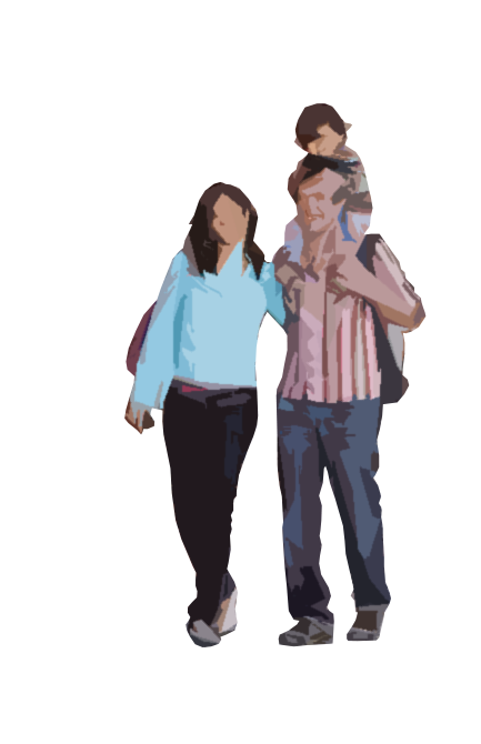 2d people png