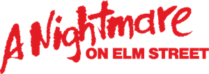Nightmare on elm street logo png. A vector eps free