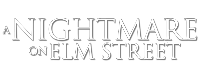 A nightmare on elm street logo png. Image character title logos