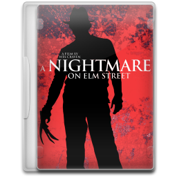 A nightmare on elm street png. Icon movie mega pack