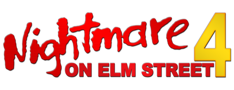 Nightmare on elm street png. A the dream master
