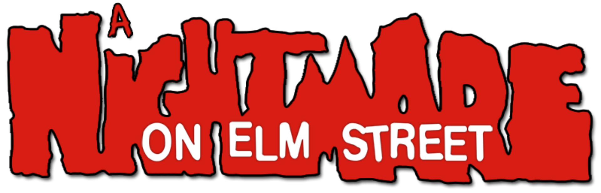 Nightmare on elm street png. Archivo a movie logo