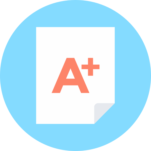 A  png. A test tutor icon