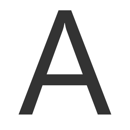A png image. Capital letter royalty free