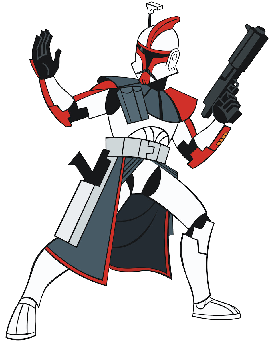 A red star wars blast png. Arc trooper armor wookieepedia